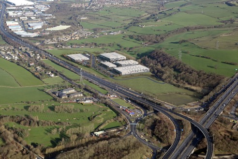 New 56 acre Industrial/Distribution development located at Junction 26 of the M62 Motorway. Buildings are available on a Design & Build basis.