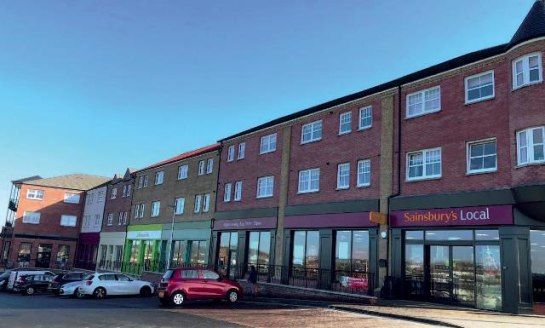 Two Units Available in Popular Retail Parade Anchored By Sainsbury's Local