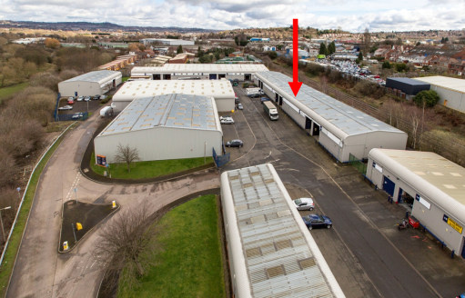 The Estate comprises 28 industrial/warehouse units of various sizes, with parking and loading areas fronting each unit.\nThe available unit comprises of a steel portal framed construction with insulated profile steel clad elevations, incorporating tr...