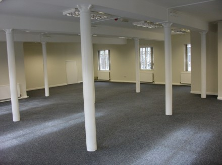 Conveniently situated Town Centre Offices\n\nSelf- contained office suite on first floor\n\nPublic Car Parking...