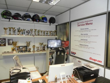 Leasehold Motorcycle Performance Centre Located In Meriden For Sale\nApproved Dynojet Tuning Centre\n(2800 sq ft) workshop approx\nRef 2305\n\nLocation\nThis respected Motorcycle Performance Centre is located in Meriden. It sits within a highly visib...