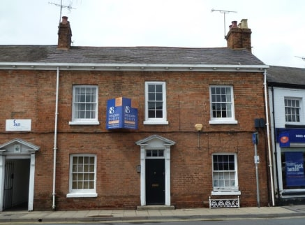 Three Residential Flats  Plus Ground Floor Retail unit  Each with Car Parking  Town Centre Location  OIRO £675,000