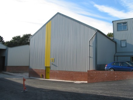 The unit forms part of the fully refurbished J2 Business Park. Unit 11 comprises a roller shutter door, a small office area and toilet facilities. The unit also has a solid concrete floor and benefits from a 6.65 m eaves height.