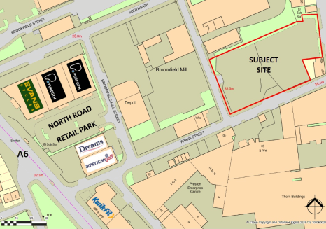 Comprising a regular shaped and relatively level site extending to approximately 1 acre (4,050.46 sq m) and is partially surfaced.  Access to the site can be gained from both Frank Street and Kemp Street.  The site offers excellent potential for deve...