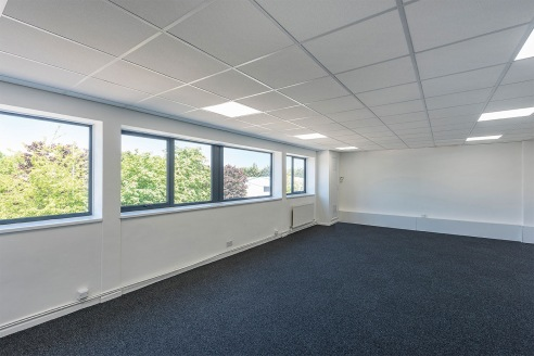 The property comprises a mid terrace, steel portal framed warehouse/industrial unit which benefits from the following specification: