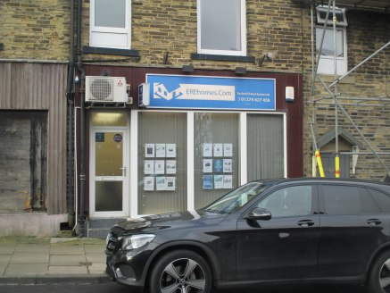 Ground floor retail/office premises situated in Eccleshill village centre. The premises have a modern PVC shop front and the main office/sales area has a Mitsubishi Electric air conditioning unit....