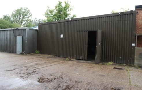 Industrial / warehouse unit with trade counter and a large self-contained secure yard, prominently positioned on one of Reading busiest thoroughfares.
