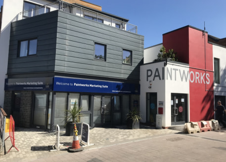 Paintworks is a unique development on the edge of Bristol city centre, close to Temple Meads and has become Bristol's New Creative Quarter. The available accommodation is arranged over ground floor and comprises 519 sq ft (48.17 sq m) net approx....