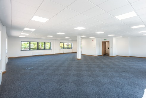 Brand New City Centre Office Accommodation  Total Size 455 sq m (4,900 sq ft)