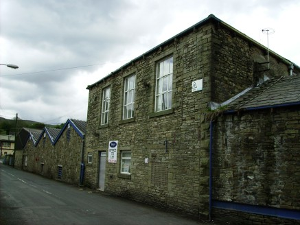The property comprises a refurbished office and industrial complex.