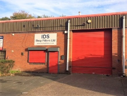 A 2,820 sq ft industrial unit with ground and first floor offices. Located on Aston Fields Industrial Estate with car parking, loading and unloading area to the front of the unit.