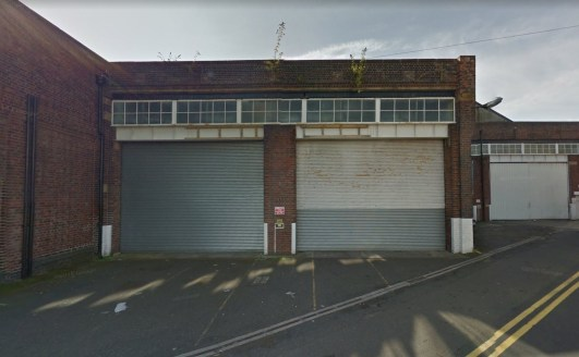 High Bay Warehouse Close to J6 of the M6 Motorway - Total GIA - 13,750 ft2 (1,277.41...