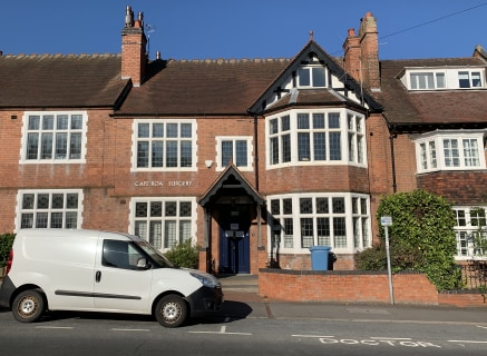 Large mid terraced Edwardian building currently a doctors surgery (D1)  Suitable for conversion to residential (C3) STPP
