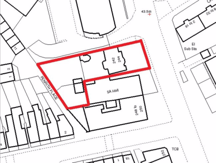 FOR SALE AS A WHOLE OR PART ... Investment / development opportunity comprising, 45 sq m two bedroom house, 260 sq m eight bedroom house and building plot to the rear with planning submitted for an additional 9 units   The existing property has a com...