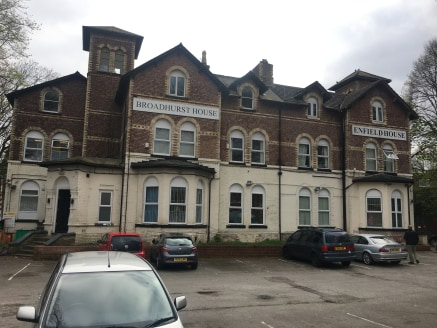 Office rooms and suites to rent in `Enfield` and Broadhurst` offices. The offices range from single rooms at to multi suite rooms. The premises benefits from onsite parking, 24 hour access, cleaning, men and women`s WC and kitchen facilities.