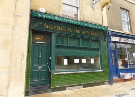 Former butchers available on a new FRI lease. The property comprises 749 sq ft (69....