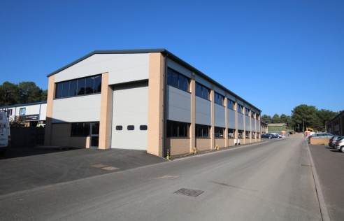 New Industrial Premises