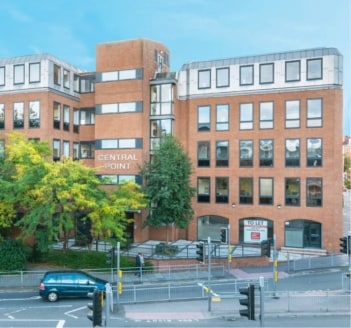 Central Point is a cost effective town centre office building which is located less than 150m from Reading's main shopping destination - The Oracle. The property is within easy walking distance of Reading's mainline railway station. Nearby amenities...
