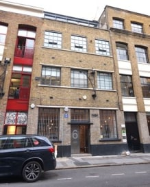 Location This attractive former period warehouse is located on the north side of Leonard Street and within 30 meters of its junction with Paul Street to the west and its junction with Great Eastern Street to the east, with Old Street within a short w...