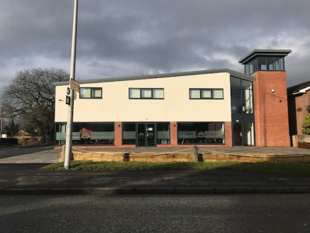 First Floor Office , 523 , Garstang Road , Broughton , Preston , Lancashire , PR3 5DL