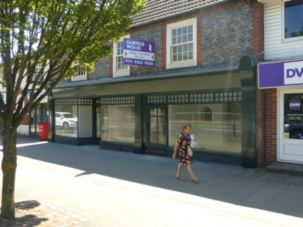 Double Fronted Commercial Unit  181 sq m (1,951 sq ft)