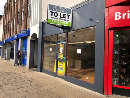 Shop To Let, 57 Northgate, Darlington