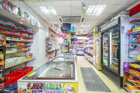 Assignemnt of the remaining 14 years lease. Rent reviews are every 4 years with the next scheduled for 2020.   The property currently operates as a newsagent with A1 use class. The unit comprises an open plan shop area with a 4m frontage.   The unit...