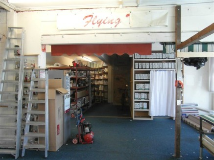 **DOUBLE FRONTED RETAIL UNIT FOR SALE**  A substantial showroom of approximately 5853sqft, arranged as a ground floor shop of approximately 2641sqft, and a large basement level workshop of approximately 3212 sqft.  Benefiting from a prominent retail...