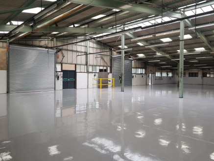 Industrial/Warehouse Unit  Size 1,029.64 sq m (11,083 sq ft)