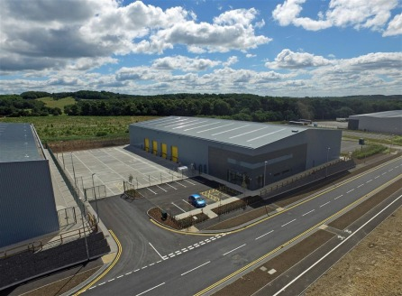 Trilogy 33 is a brand new industrial/ warehouse that benefits from the following specification: