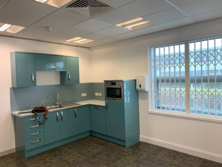 Unit 7B comprises a semi detached office building which was constructed in 2007. The specification includes raised access floors, three pipe cooling system, suspended ceilings with LG3 lighting, carpets throughout, concertina security shutters to all...
