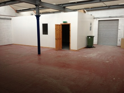 The available premises briefly comprise a series of ground floor industrial units forming part of the Black Dyke Mills industrial complex each benefiting from;  Roller shutter drive in loading access;  Solid concrete floors;  Minimum 12 ft working he...