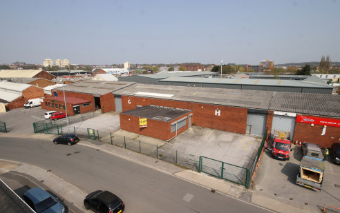 Units G & H provide modern industrial accommodation in line with the following specification: