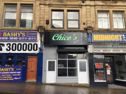 The property briefly comprises a stone built period mid terrace building located in a prominent position on Bull Green one of the arterial routes running into Halifax Town Centre.  The ground floor provides an open plan retail area which offers acces...
