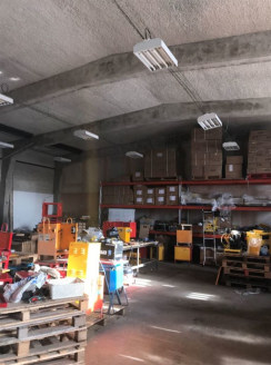 Industrial Unit TO LET  Extending to 227m² (2442ft²)   Rent includes service charge  Asking Rent £16,420 per annum