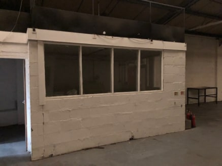 Industrial/Warehouse Unit To Let or For Sale  TO BE REFURBISHED