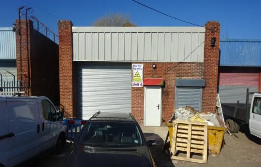 The unit has full height brick walls surmounted by a new lean to insulated roof. Access is via an electrically operated roller shutter door. Internally, the accommodation includes an office and toilet. Maximum working height - 4.46 m. (14'7'') approx...