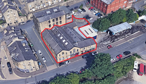 The property comprises a part single and two storey older stone built industrial property which has been sub-divided into 4 units to providing a combination of predominantly industrial accommodation together with a gym and former residential flat now...
