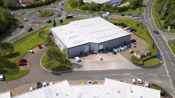 Stell portal frame warehouse construction. Eaves height of up to 5.45 metres. Adjacent to M62. High profile main road location. External service yard. Two storey glazed office accommodation. Newly fitted high specification intruder alarms. New CCTV s...