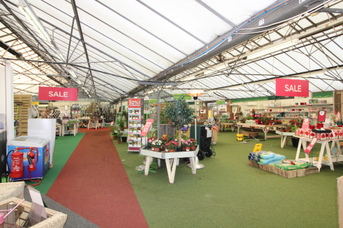 Under Offer]\nFormer garden centre premises with large yard and plentiful parking. Total site area 4....