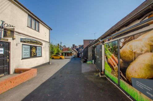 The property currently offers ground floor retail accommodation, extending to Gross Internal Area of 232 m sq (2497 sq ft). Providing a combination of retail, deli, office and storage space....