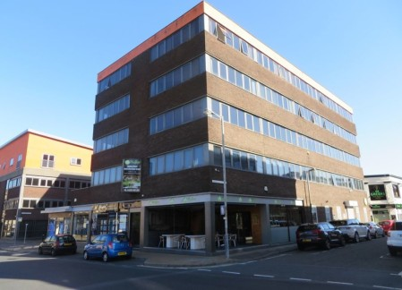 ST JAMES HOUSE, ST JAMES ROW, BURNLEY, - Petty Chartered Surveyors
