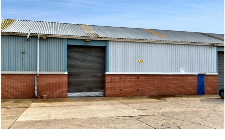 The property comprises a terraced warehouse unit with ancillary WC's. Externally, there is a large shared loading yard and car-park. The warehouse unit is constructed with a solid concrete floor, brickwork walls and steel frames under an insulated pr...