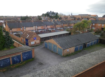 Stratford-upon-Avon town centre redevelopment opportunity 0.37 acres (0.15 hectares)