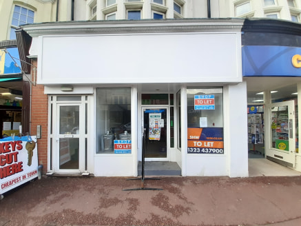 * Mid-Terrace Ground Floor lock up shop  * Excellent frontage  * Located on the busy Devonshire Road  * Ample storage facilities  * Kitchentte  * WC facilities   * Basement