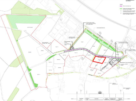 Development plot of 2.3 acres for sale at Cheshire Green Industrial Park, Wardle, Nantwich.  The site is allocated for B1, B2 and B8 uses and is suitable for owner occupiers, self build/developers.  The plot is available to purchase at a price of £68...