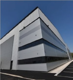 Unit 1, Evolution at Agecroft is a brand new detached warehouse facility of 130,286 sq ft that is now ready for immediate occupation\n\nThe unit has been built to the highest quality, benefitting from the following specification:\n\n* 12 metre eaves\...