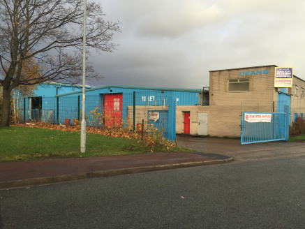 EMS House is a detached industrial/ warehouse facility comprising an office block, two industrial units and a rear yard.   17,305 sq ft   (Potential to subdivide from 5,970 sq ft)  Leasehold £75,000 per annum  Freehold - On application