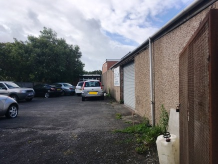 A well established local commercial site situated in a residential area of North Shore Blackpool. The overall site is approximately 2000 sqm (.5 acre) and consists of a 3 bed house to the front and 15 commercial units of various sizes plus a pay as y...
