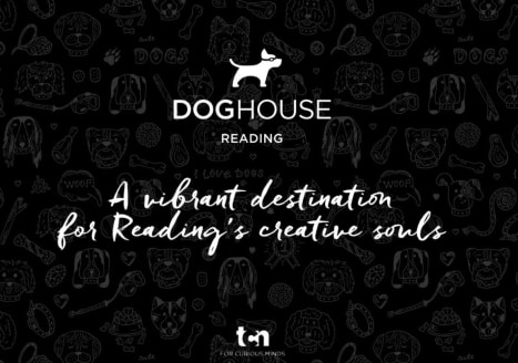 A 30 second walk from Reading station, newly refurbished and Grade II Listed, Dog House has character and style in an environment unique to Reading. The building retains many historic features where exposed brick finishes, wooden floors and a grand s...
